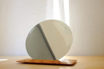 oglinda lemn design